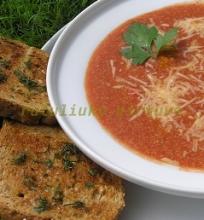 Vegetariška čili sriuba