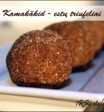 Kamakäkid – tradiciniai estiški trufeliai