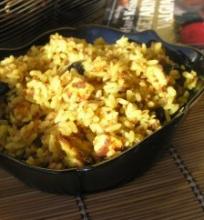 Saldžiai aštrūs ryžiai