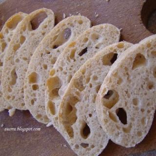 Naminė Ciabatta duona