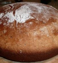 Medaus ir garstyčių duona