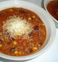 Čili sriubytė