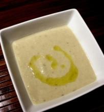 Žiedinių kopūstų sriuba