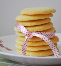 Paprastučiai sviestiniai sausainiukai