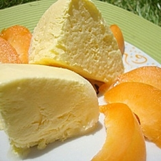 Apelsininiai ledai