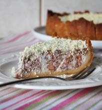 Žemuoginis sūrio tortas
