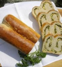 Duona su sūriu