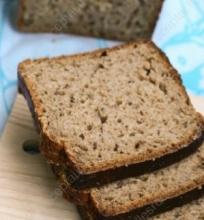 Plikyta kvietinė duona