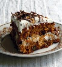 Populiarusis morkų tortas