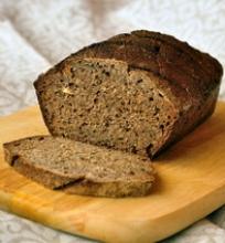 Naminė juoda duona