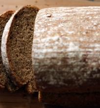 Tamsi naminė duona