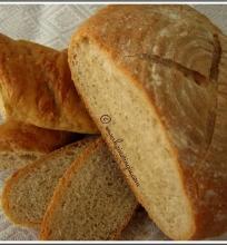 Duona su alaus raugu