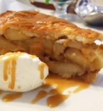 Dorie Greenspan obuolių pyragas