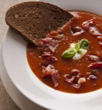 Tiršta paprikų sriuba