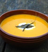 Trinta moliūgų sriuba