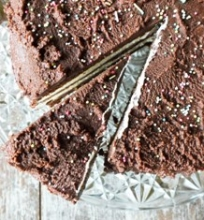 Maskarponės ir šokolado tortas