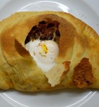 Empanadas con huevos