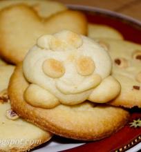 vaikystės skonis – kaimiški sausainiai ;)