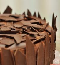 """Šokoladinis tortas """"Velnio tortas"""""""