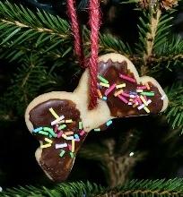 Kalėdiniai sviestiniai sausainėliai