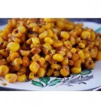 Karšti kukurūzai su aitriosiomis paprikomis ir imbieru