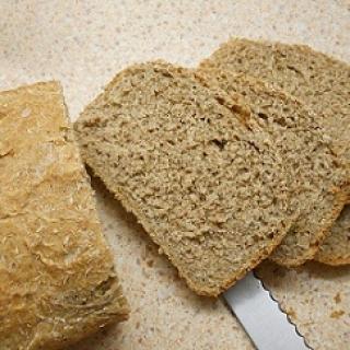 Duona su speltos miltais