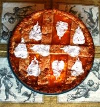 Linco pyragas su varške