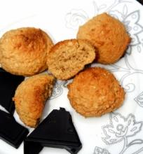 Migdoliniai Kavos Sausainiai