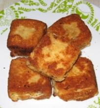 Slovakiškas sūrio kepsnys