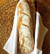 Duona pagal Xavier Barriga