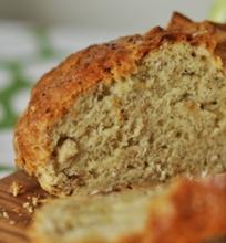 Sodos duona su rozmarinais
