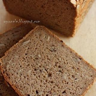 Ruginė duona su saulėgrąžomis