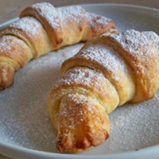 Prancūziški sviestiniai rageliai – Croissants