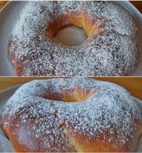 Saldi Velykinė duona