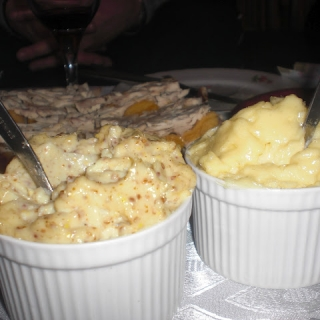Du majonezo variantai