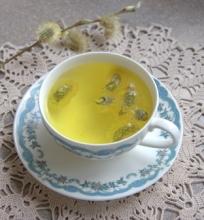 Blindės kačiukų arbata