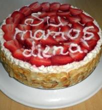 Mamadienio tortas