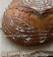 Bulvinė duona su raugu & įmaišu