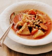 Turkiško stiliaus daržovių troškinys