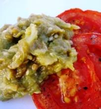 Baklažanų/pomidorų užkandėlė