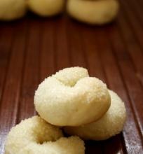 Baltojo Vyno Sausainiai