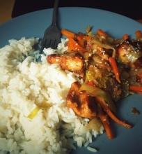 Kaimiškas wok