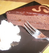 Originalus Sacher tortas