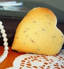 Saldūs Sausainiai su Kumino Sėklomis
