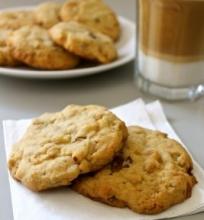Pekano riešutų sausainiai