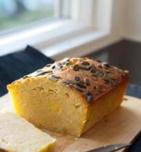 Sviestinis moliūgų pyragas