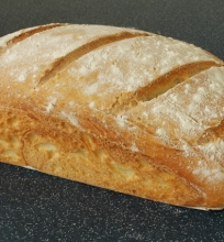 Britiška balta duona (batonas)