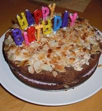 Arbatinis tortas