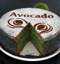 """Avokadų / aguonų tortas """"Avocado"""""""