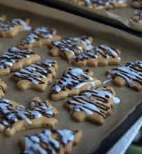 Meduoliniai sausainiai